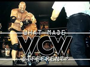 WrestlingTalk - What Made WCW Different?