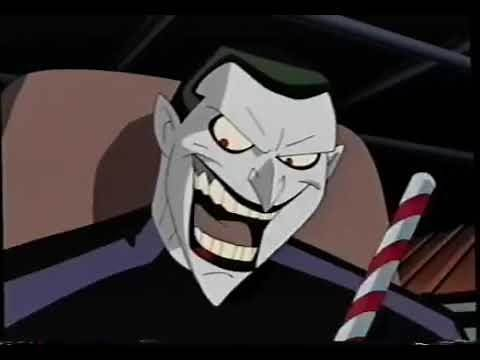 "Batman Beyond: Return of the Joker ""Now Available"" Trailer"