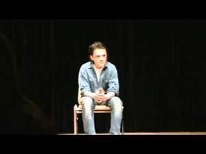 Hannibal Lecter Monologue 15/2/2011 - Daniel Sims - I.S. Basel