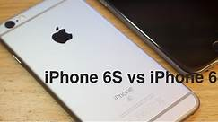 iPhone 6s vs iPhone 6 Speed test/Comparison