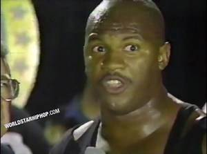 """Imagine This Kind Of Wrestling Promo In 2020! """"Shout Out To My Homeboy OJ Simpson, Keep Up The Good Work"""""""