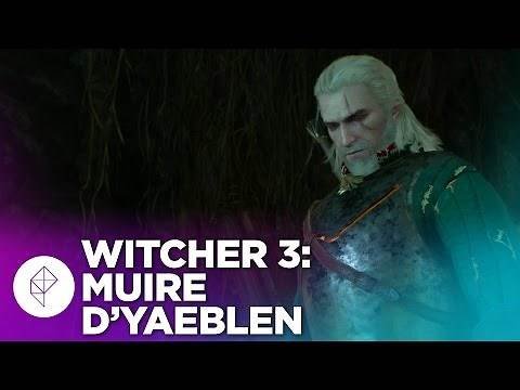 The Witcher 3 Monster Contract Guide: Muire D'Yaeblen