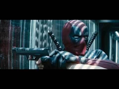 Deadpool 2 - You killed Black Tom Scene (HD)