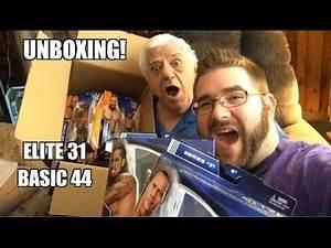 WWE Elite 31, Basic 44 SUPREME Wrestling Action Figure Unboxing! Ringside Collectibles MEGA HAUL!