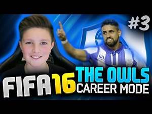 FIFA 16 | Sheffield Wednesday Career Mode #3 | INCREDIBLE LONGSHOT GOAL!
