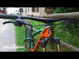 Scott Genius Mountain Bike 2018