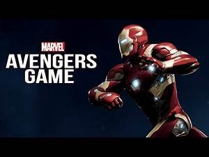 New Avengers Game - Leaked Gameplay Info 6 Playable Characters & E3 Trailer