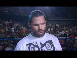 Jeff Hardy Returns to TNA Official