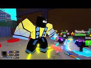 Roblox: Discarded [RPG] [BETA] Defeating Invisible Man.