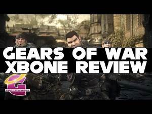 Gears of War: Ultimate Edition Review (Xbox One)