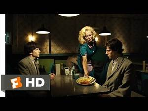 The Double (3/10) Movie CLIP - Simon & James (2013) HD