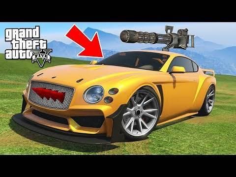 GTA 5 Casino DLC! Unlocking SECRET ARMORED WEAPON CAR! (GTA 5 Casino DLC Missions)