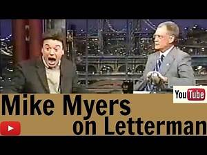Mike Myers Interview - 2002