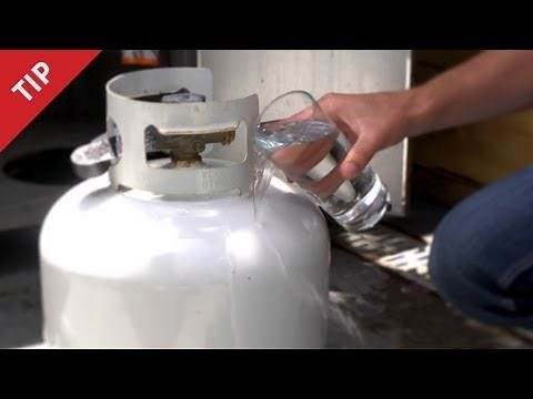 How to Tell How Much Propane Is Left for Your Gas Grill - CHOW Tip