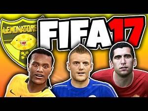 FIFA 17: Ultimate Team - LEMONATORS FC! - (FIFA 17 Funny Moments)