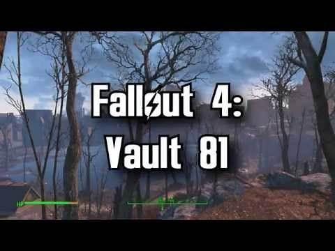 Fallout 4 Tutorial: Vault 81 Location