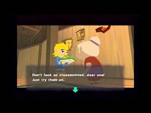 The Legend Of Zelda: The Wind Waker - Walkthrough - Part 1 - Worst Birthday Ever!