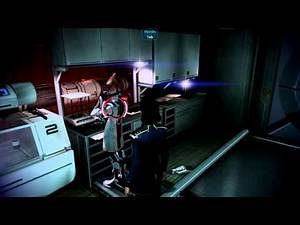 Mass Effect 3 - Mordin sings to Eve