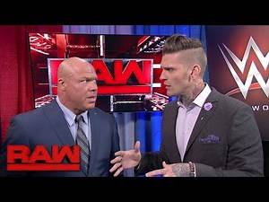 """Who called Raw GM Kurt Angle an """"embarrassment""""?: Raw, May 29, 2017"""