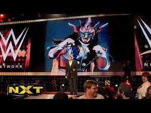 Tyler Breeze finds out who he will face at TakeOver: Brooklyn: WWE NXT, August 5, 2015