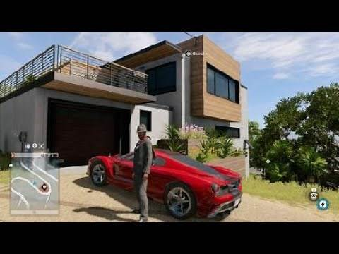 WATCH DOGS 2 Episode 8 (Buying a House)