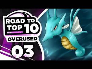 Pokemon Showdown Road to Top Ten: Pokemon Ultra Sun & Moon OU w/ PokeaimMD #3