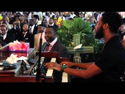 Cory Henry's tribute to Melvin Crispell (multi cam remix)