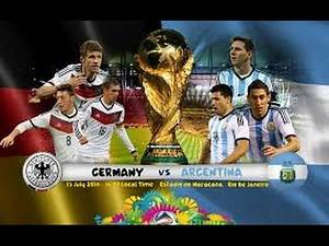 GERMANY 1-0 ARGENTINA AET   FIFA WORLD CUP 2014   LIVE AUDIO STREAM