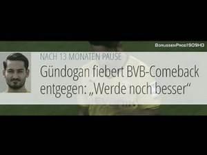Ilkay Gündogan - Motivational Video 2014/15   HD