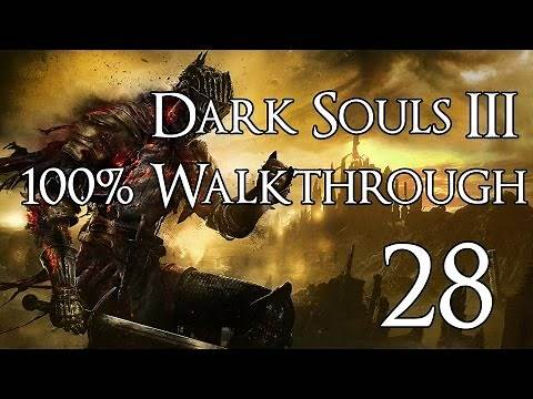 Dark Souls 3 - Walkthrough Part 28: Dragon Barracks