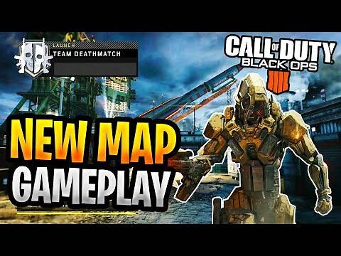 (NEW DLC MAP) LAUNCH On Black Ops 4 Gameplay Map From Call Of Duty Black Ops 1 Its GOOD!