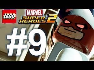 LEGO Marvel Super Heroes 2 Gameplay #9 - Daredevil, Luke Cage & Iron Fist