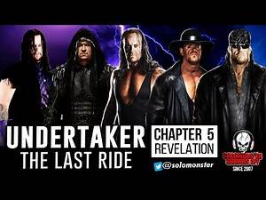 Undertaker The Last Ride Chapter 5 Full Review | UNDERTAKER RETIRES?