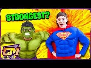 Marvel Vs DC – Who is The Strongest? - Ep.3