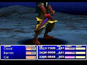 "Final Fantasy VII: Beating Emerald Weapon in a ""Fair"" Fight"