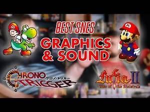 JuntSNES 10: BEST Graphics and Sound on the SNES