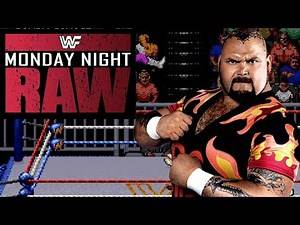WWF Raw Tournament with Bam Bam Bigelow