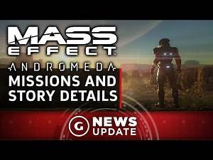 Mass Effect: Andromeda Loyalty Missions and Story Details - GS News Update
