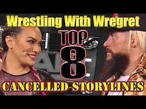 Top 8 Firings, Suspensions & Walkouts That Ruined Storylines | Wrestling With Wregret