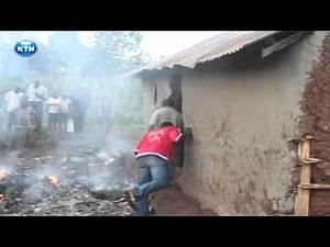 A woman lynched for eating human flesh-Swahili