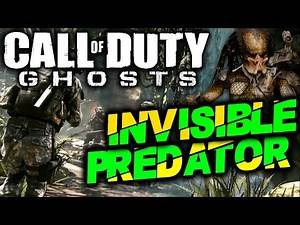 Ghosts: Invisible Predator (Easter Egg or New Mode?)