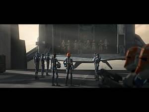 Ahsoka leaves Mandalore with Maul - Star Wars: The Clone Wars - Season 7 Episode 11