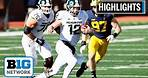 Extended Highlights: Lombardi Leads Spartans to the Upset   MSU at Michigan   Oct. 31, 2020