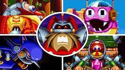Sonic Mania Plus - All Bosses (No Damage)