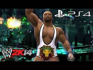 PS4 - WWE 2K14 DLC #2 SUPERSTAR PACK - NEW THINGS - LIVE STREAMS
