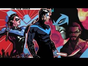 Nightwing Is The Best Comic Book At DC Right Now