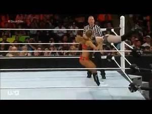 WWE Nikki Bella moves 2015