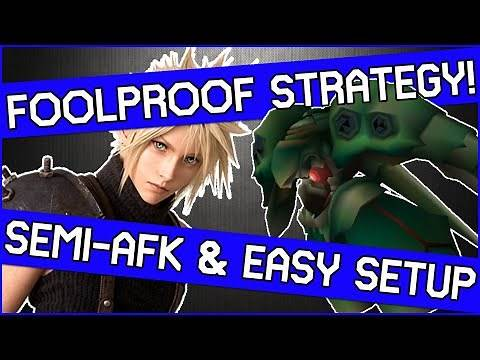 A simple strategy to own Emerald Weapon in Final Fantasy 7!