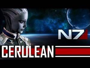 Mass Effect 3 - Cerulean (Liara & Shepard Tribute)