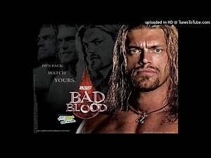 "WWE: Bad Blood 2004 Theme - ""Sold Me"" By Seether"